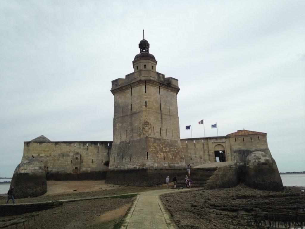 Fort Louvois blog voyage les p'tits touristes