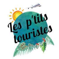 logo les p'tits touristes blog voyage