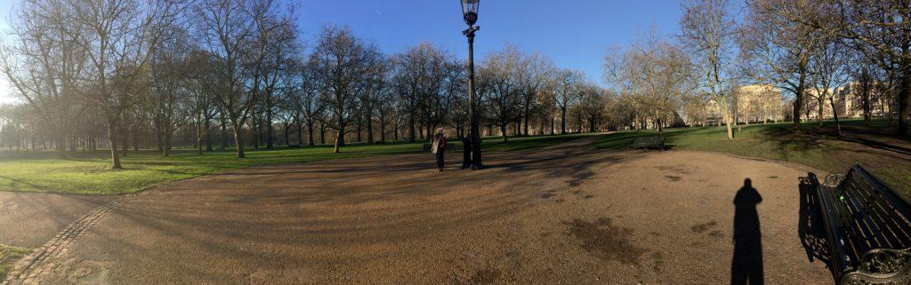 Green Park Londres blog voyage les p'tits touristes