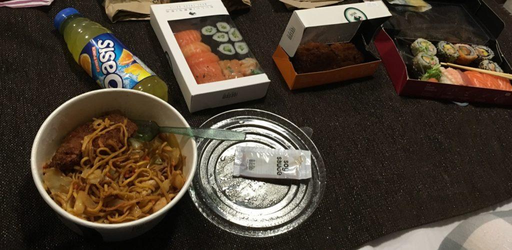 Wasabi où manger Londres blog voyage les p'tits touristes