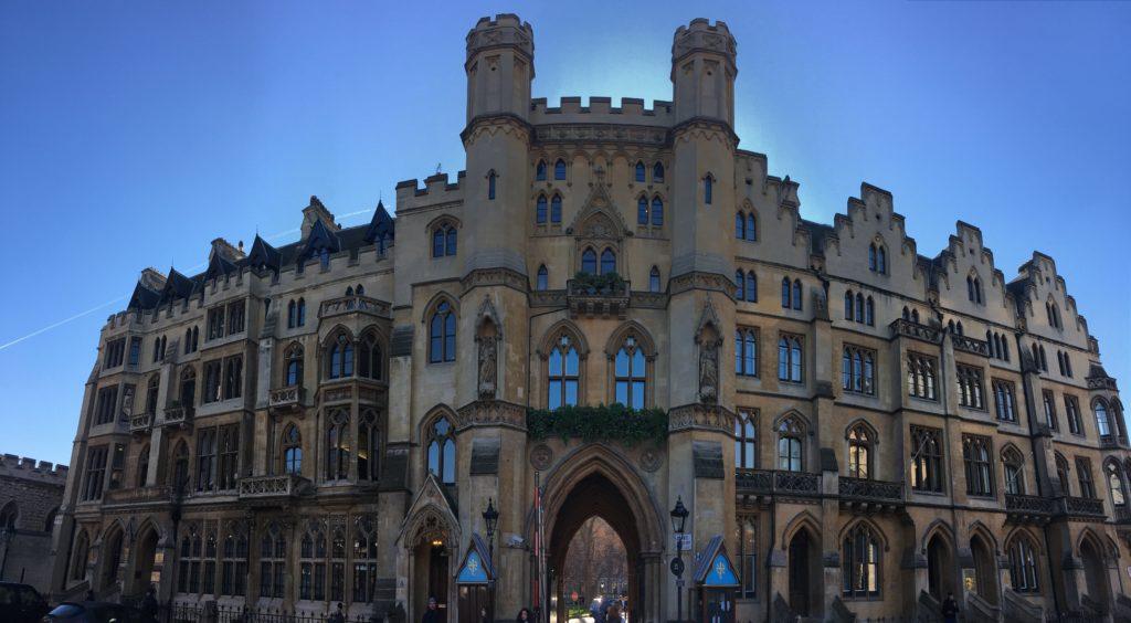 Abbaye de Westminster Londres blog voyage les p'tits touristes
