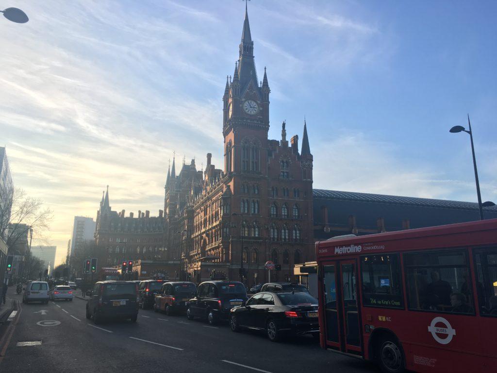 Londres blog voyage les p'tits touristes