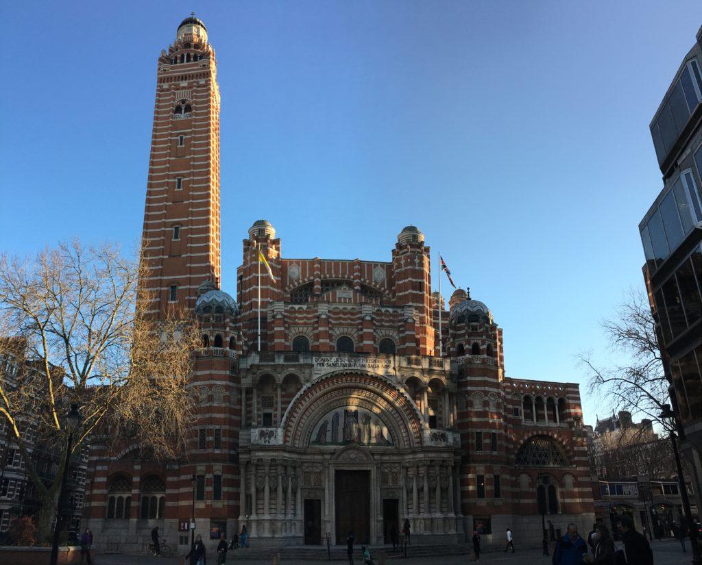 Cathédrale de Westminster blog voyage les p'tits touristes