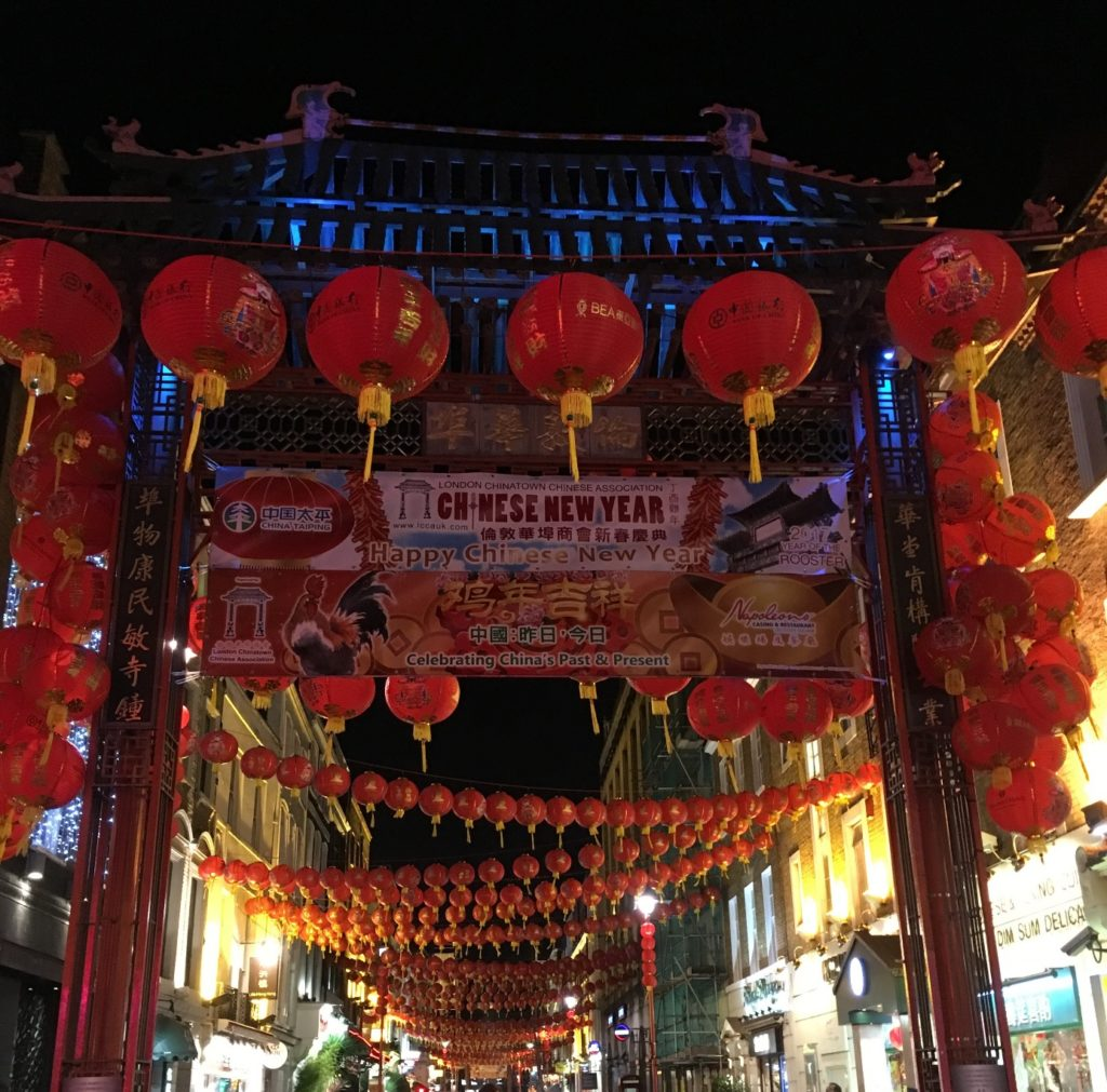 Chinatown London Londres blog voyage les p'tits touristes