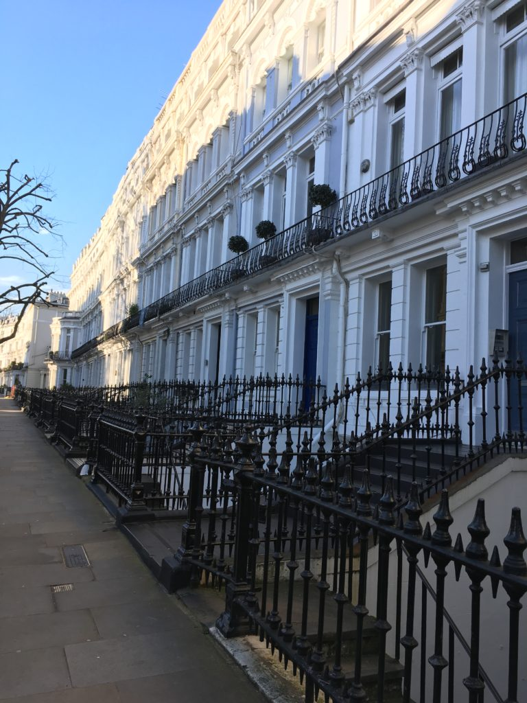 Notting Hill London Londres blog voyage les p'tits touristes