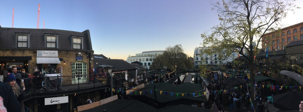 Camden Market London Londres blog voyage les p'tits touristes