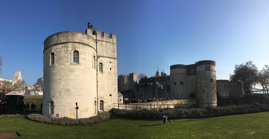 Tower of London Tour de Londres London Londres blog voyage les p'tits touristes