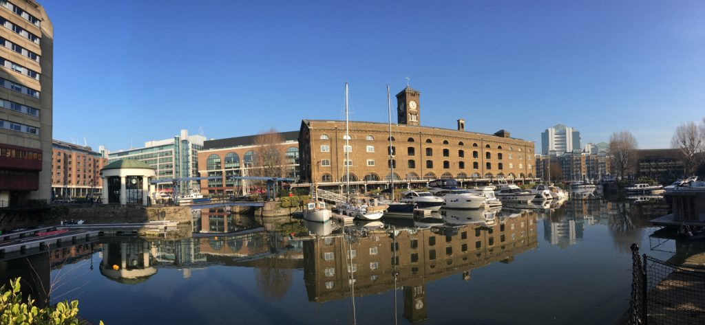 St Katharine Docks London Londres blog voyage les p'tits touristes