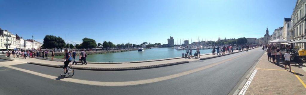 Vieux port La Rochelle vue panoramique blog voyage les p'tits touristes