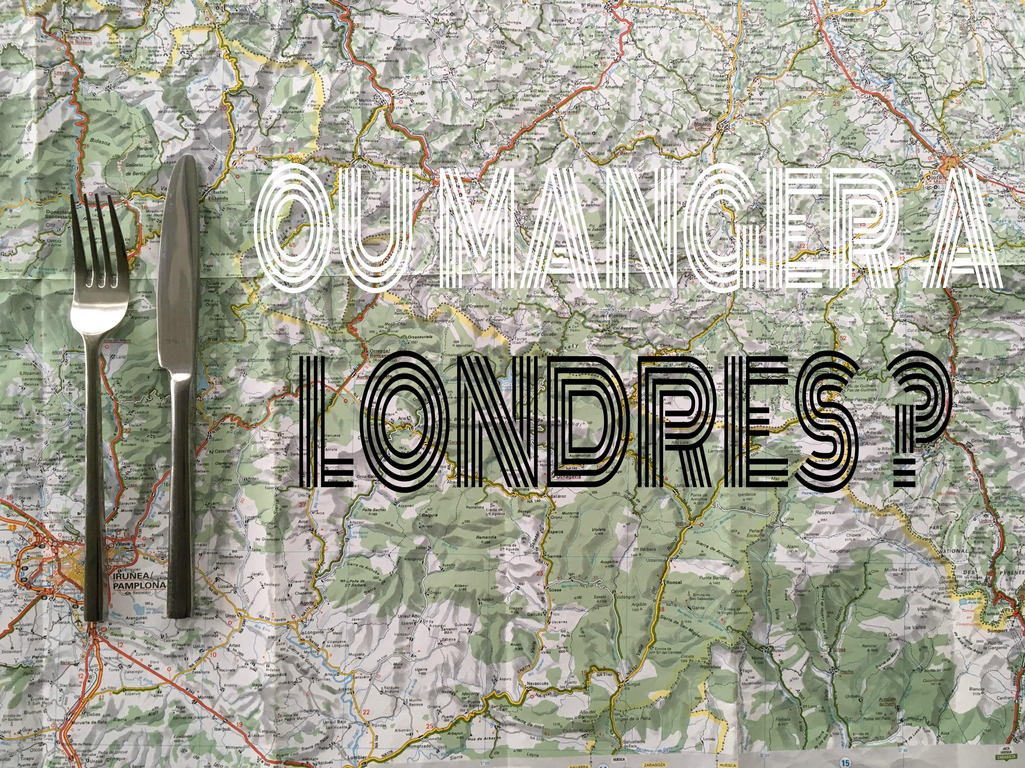 où manger à LONDRES blog voyage les p'tits touristes