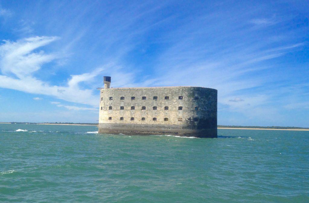 Fort boyard île d'Aix blog voyage les p'tits touristes
