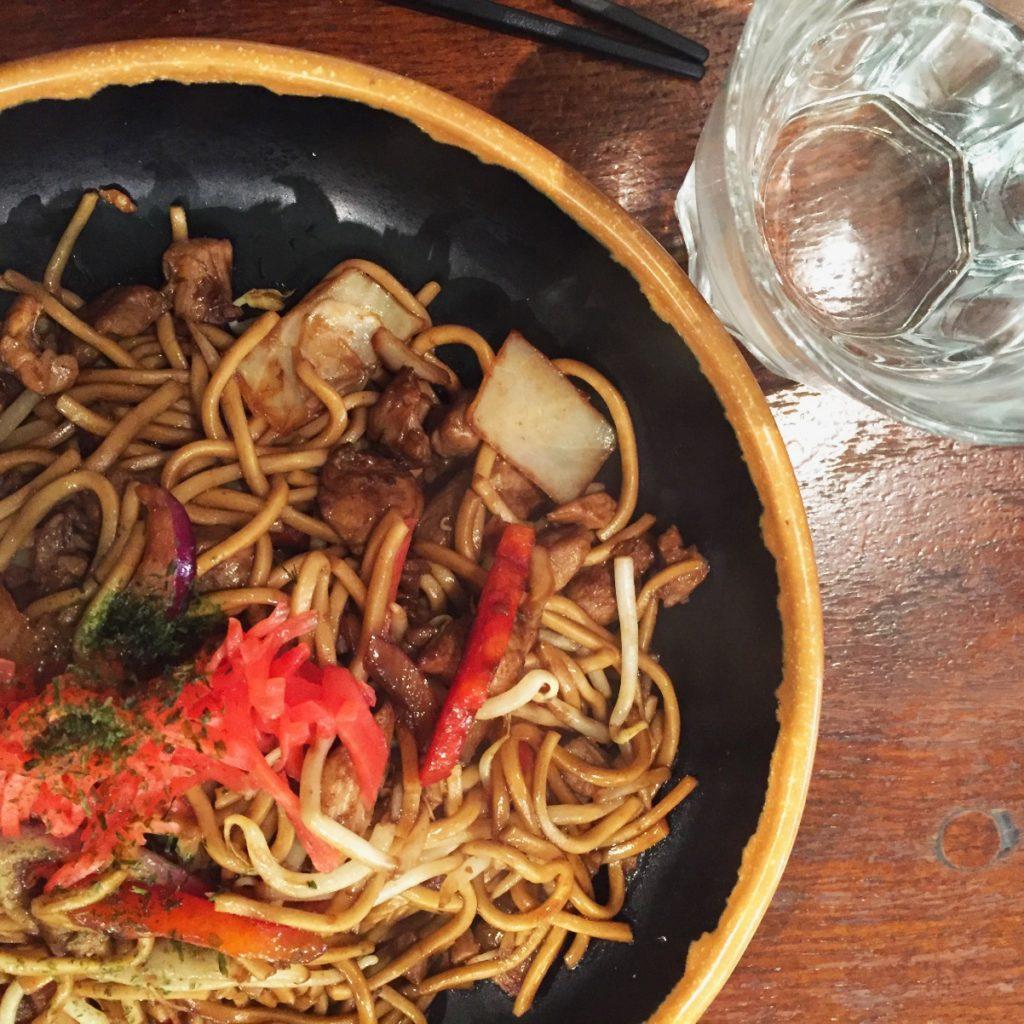 Où manger à Bordeaux blog voyage les p'tits touristes Fufu
