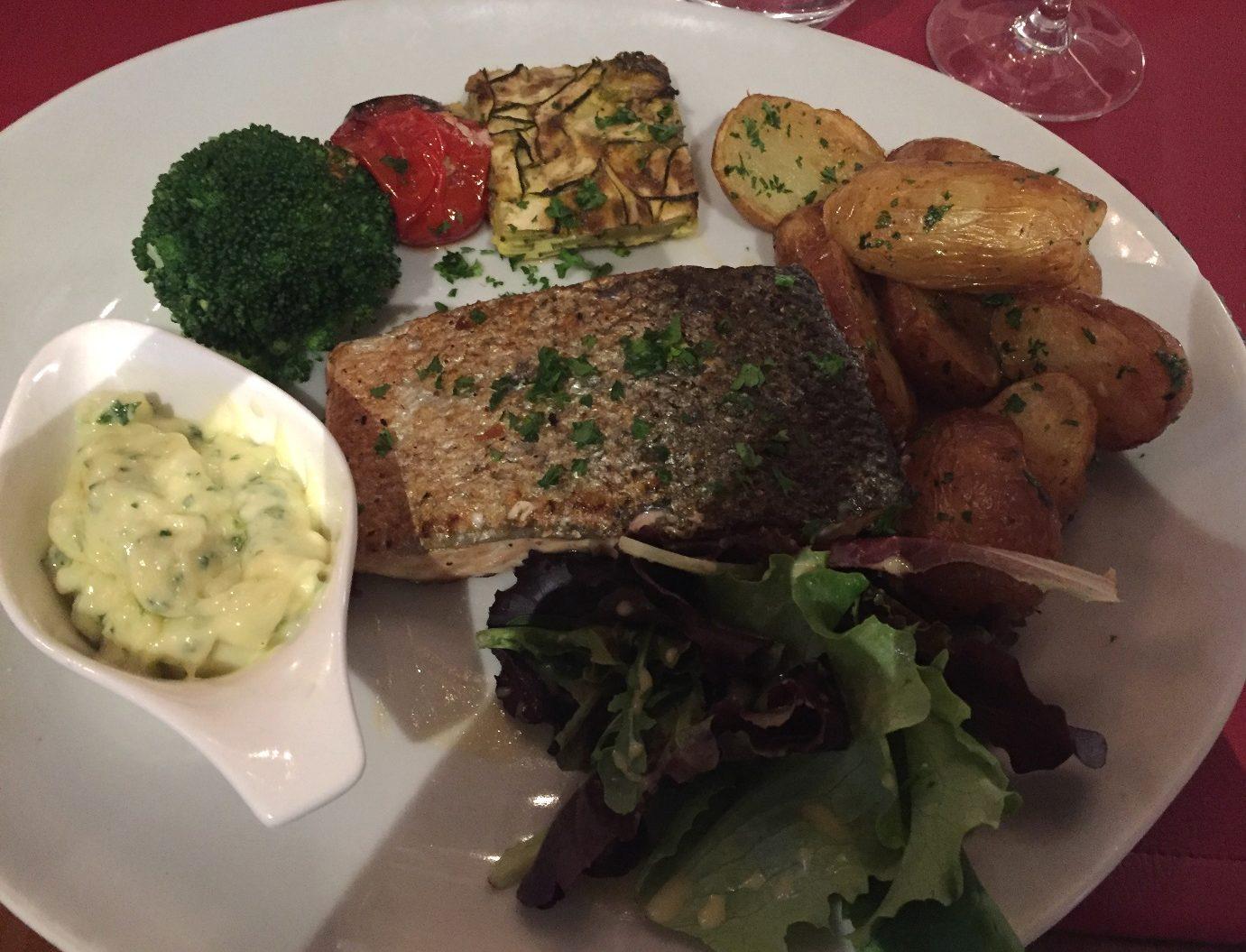 Où manger à Bordeaux blog voyage les p'tits touristes La belle époque