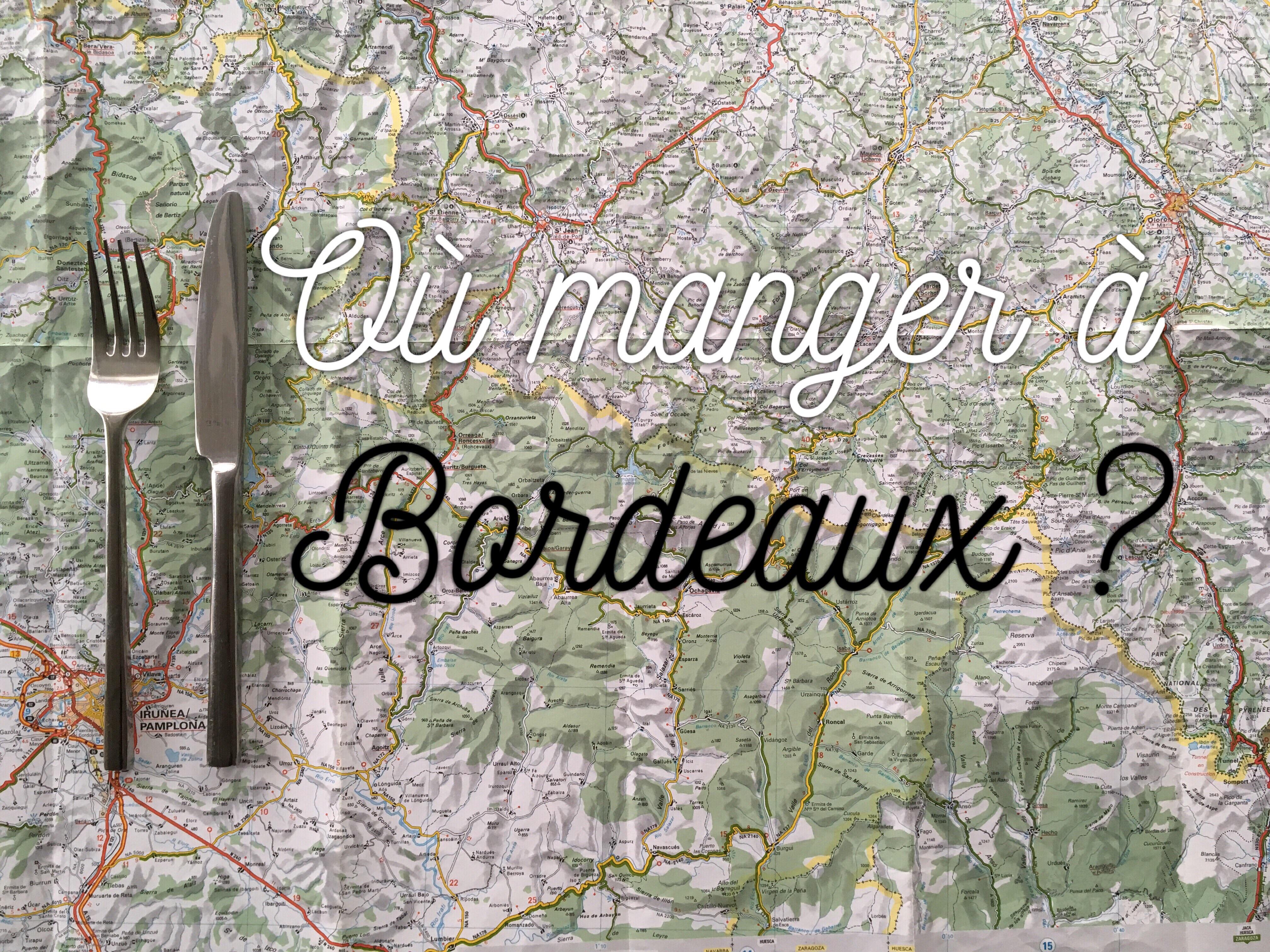 Où manger à Bordeaux ? Restaurants à Bordeaux bonnes adresses à Bordeaux resto burgers Bordeaux où manger à Bordeaux les p'tits touristes blog voyage les petits touristes