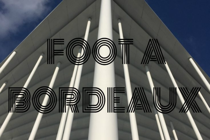 Matmut Atlantique architecture Foot à Bordeaux girondins de Bordeaux blog voyage les p'tits touristes
