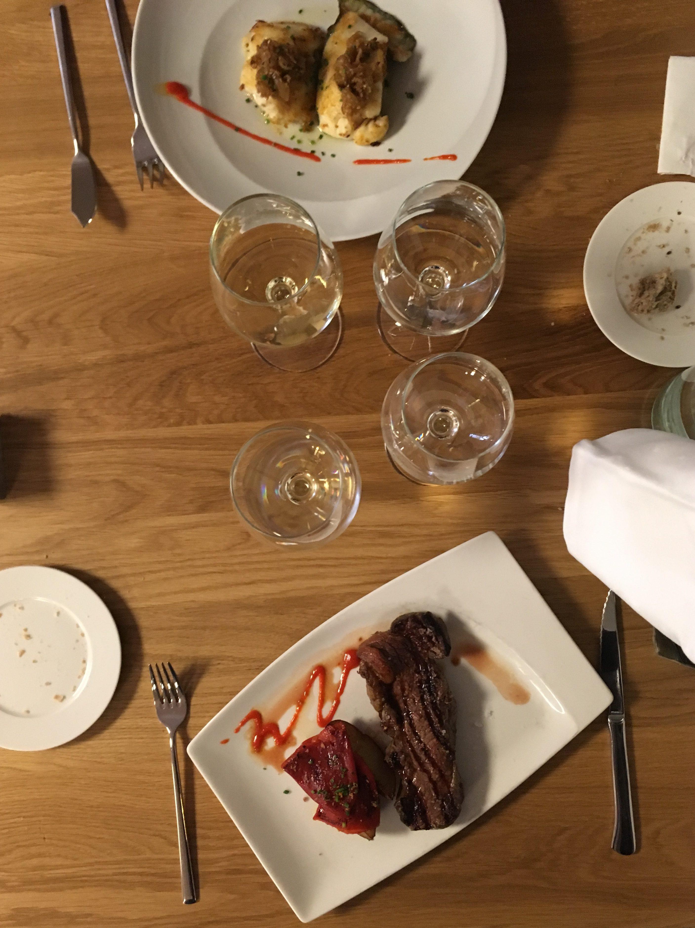 Hôtel Gran Bilbao séjour à Bilbao où dormir où se loger à Bilbao petit déjeuner buffet repas brunch Hotel Gran Bilbao - blog voyage les p'tits touristes