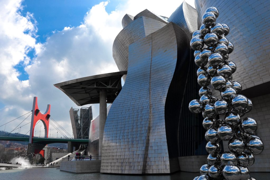 Notre avis sur le Musée Guggenheim Bilbao Museo Guggenheim avis musée guggenheim Bilbao blog voyage les p'tits touristes