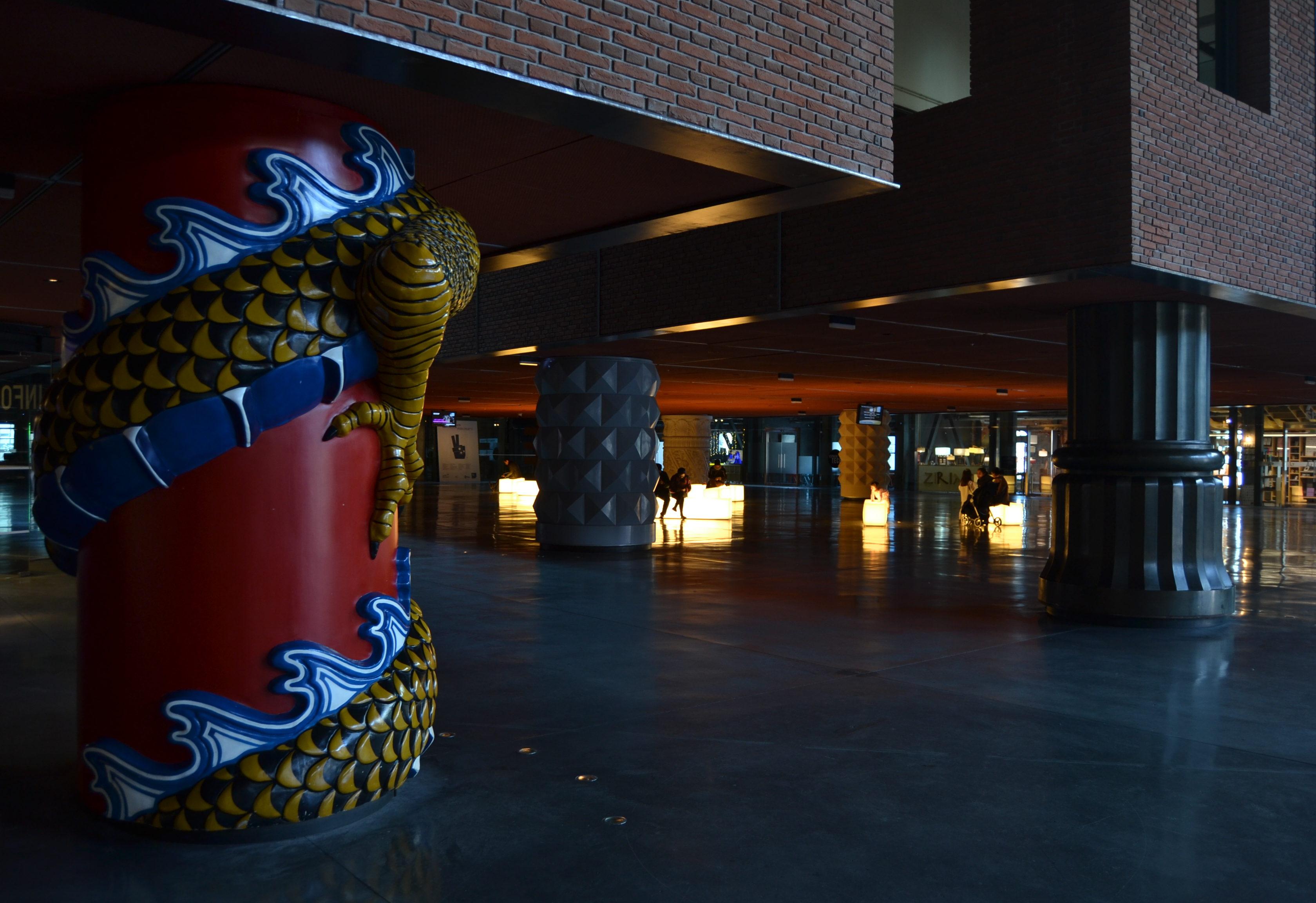 Quoi faire à Bilbao en 3 jours Azkuna Centroa lieux instagram Bilbao quoi faire à Bilbao quoi voir à Bilbao Bilabo en 3 jours blog voyage les p'tits touristes