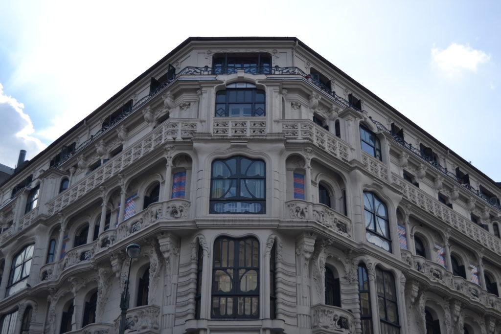 Quoi faire à Bilbao en 3 jours - Casa Montero Bilbao quoi faire à Bilbao quoi voir à Bilbao Bilabo en 3 jours blog voyage les p'tits touristes